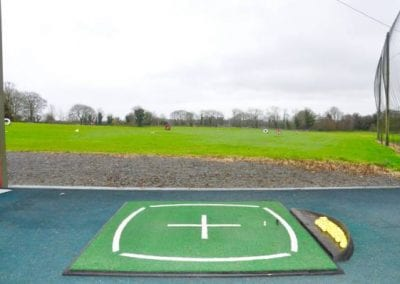 All weather, 7 bay, floodlit driving range suituated in Newcastlewest Limerick.