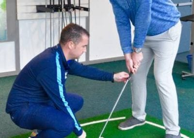 Ian Colleran offers a variety of golf tuition and Custom fitting deals and packages suitable for both beginners and Improvers