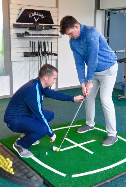 Golf Lessons and Custom Fitting Newcastle West Limerick